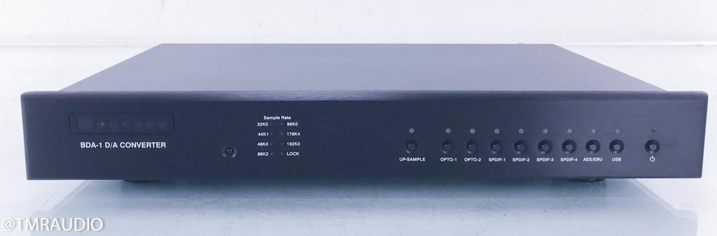 Bryston BDA-1 DAC; D/A Converter; BDA1