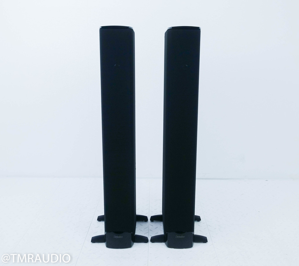 Definitive BP-8040ST BiPolar Floorstanding Speakers; Pair; SuperTower