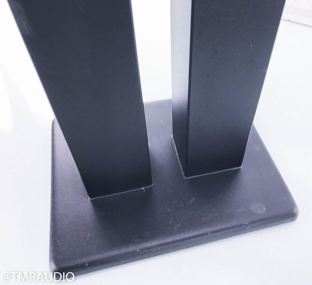 Metal Speaker Stands; Pair; 2ft