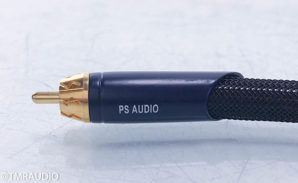 PS Audio Digital XStream RCA Digital Coaxial Cable; Single .5m Interconnect