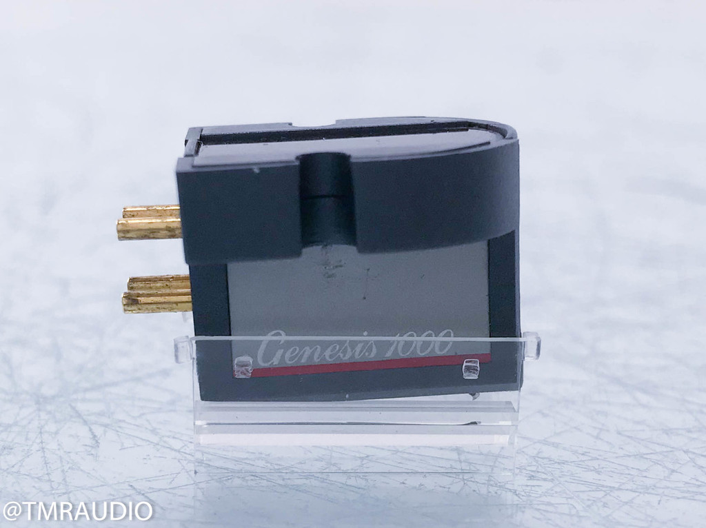 Monster Cable Alpha Genesis 1000 Moving Coil Phono Cartridge; MC