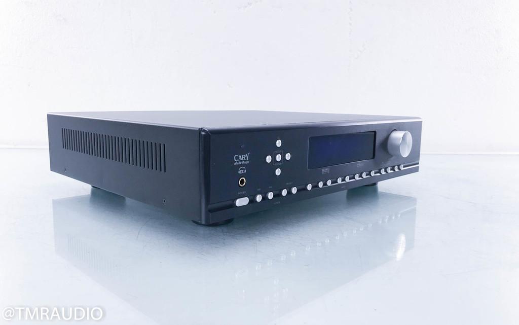 Cary Cinema 11 7.1 Channel Surround Processor; Preamplifier
