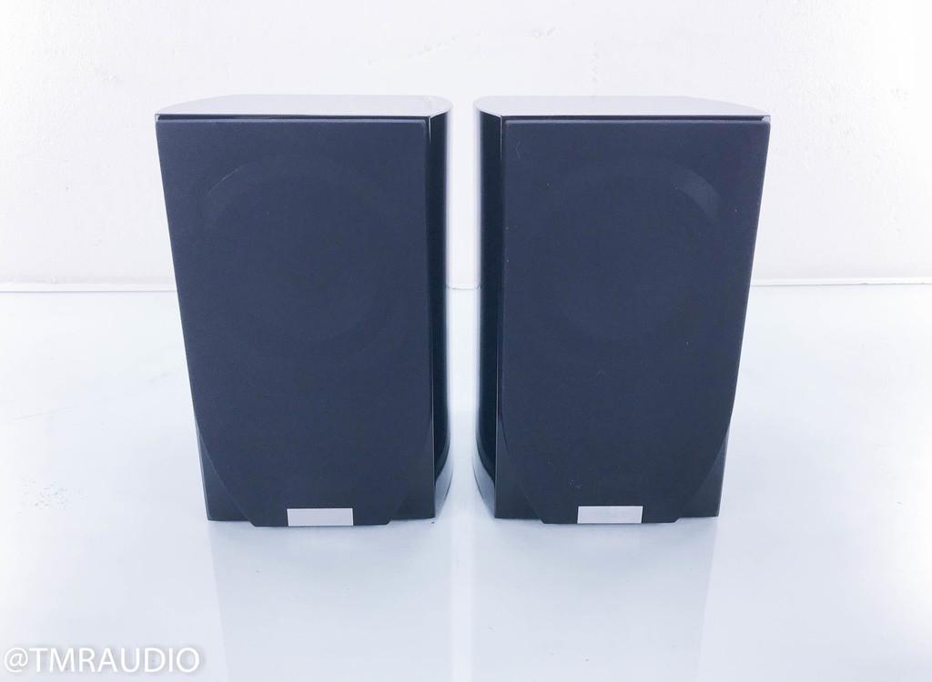 Tannoy Precision 6.1 Bookshelf Speakers; Gloss Black Pair
