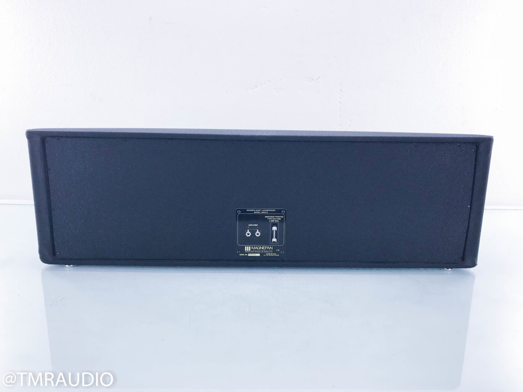 Magnepan MGCC5 Magnetic Planar Center Channel Speaker; Black; CC5