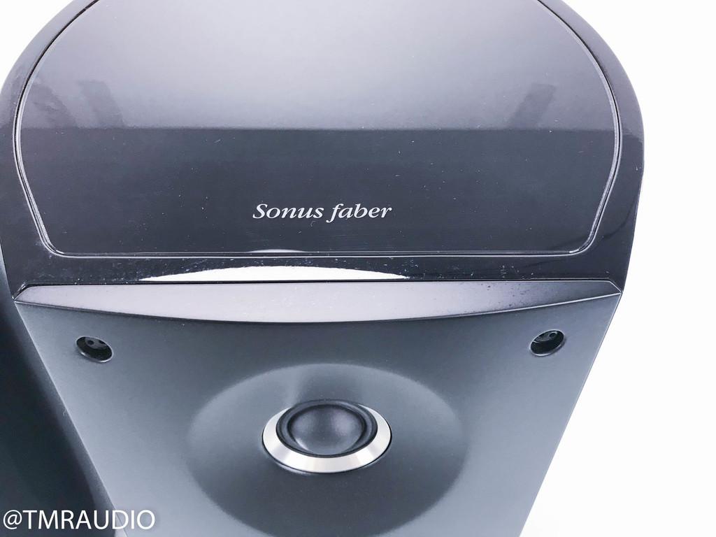 Sonus Faber Venere 2.0 Bookshelf Speakers; Gloss Black Pair
