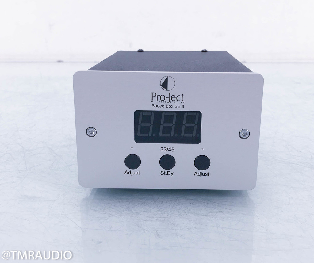 Pro-Ject Speed Box SE II