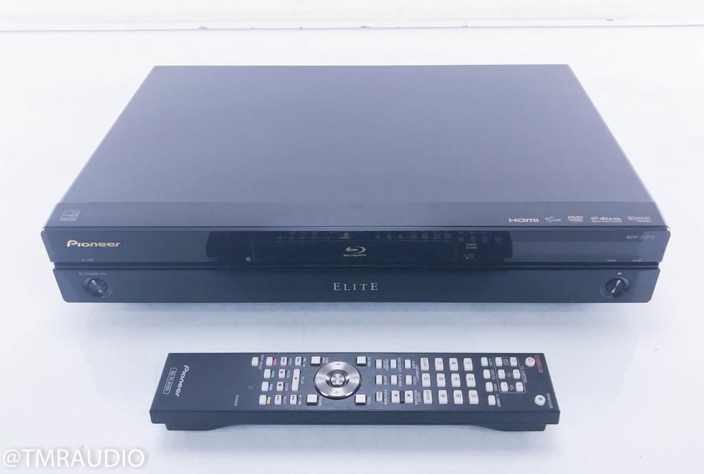 Pioneer Elite BDP-23FD Blu-Ray Player