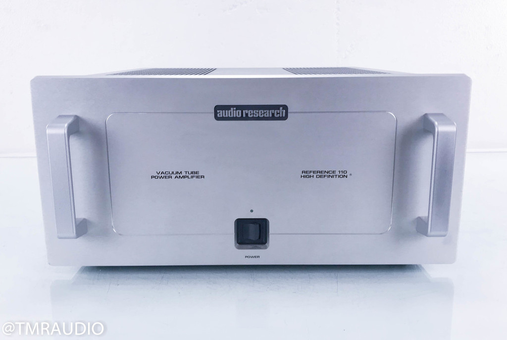 Audio Research Reference 110 Stereo Tube Power Amplifier