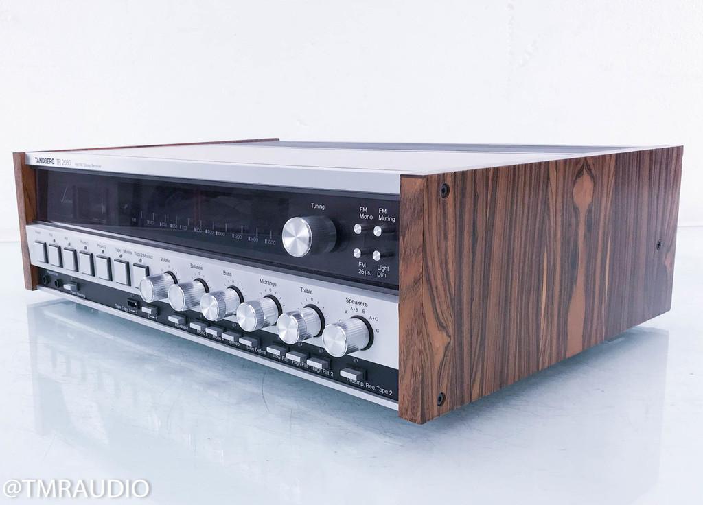 Tandberg TR 2080 Vintage AM / FM Receiver