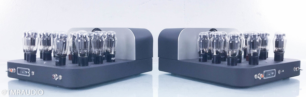 Atma-Sphere MA-1 Mk. 3.3 Mono Tube Power Amplifier; MA-1MKIII Rev. 3; Pair