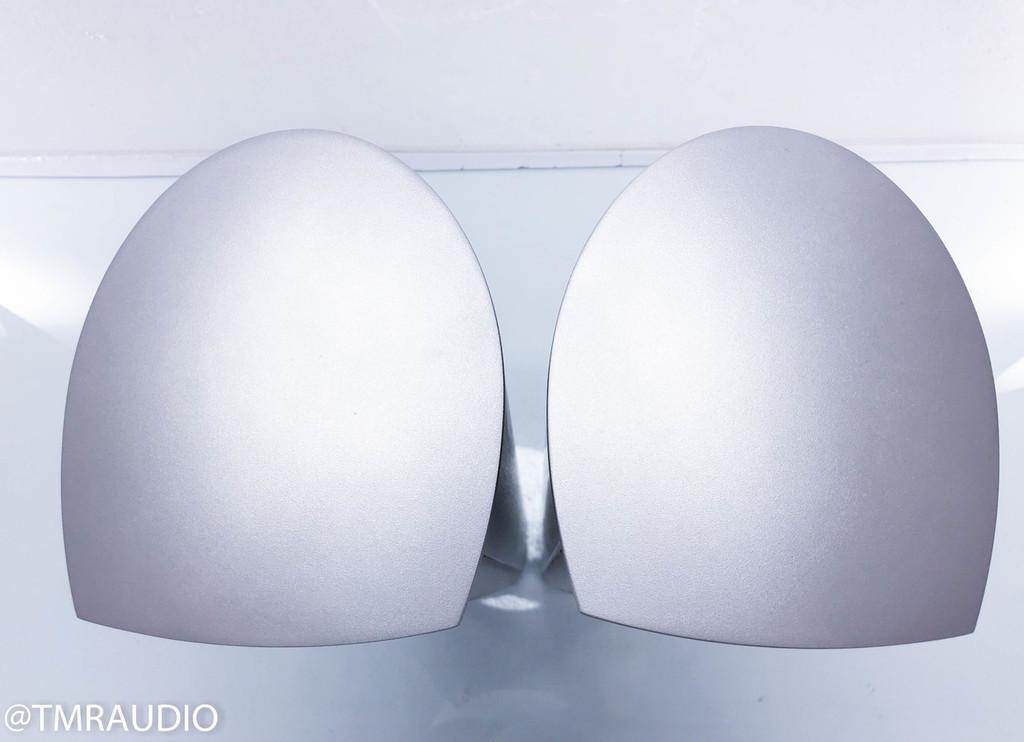 Infinity Prelude MTS Tower Floorstanding Speakers; Silver Pair; AS-IS (Distorted Sound)