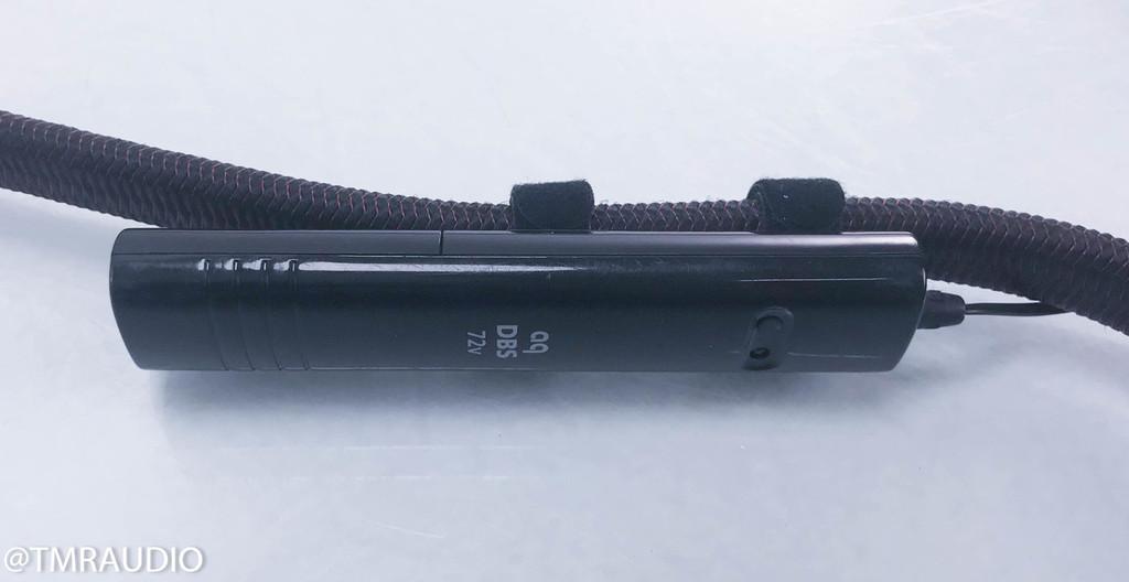 Audioquest Comet Bi-Wire Speaker Cables; 2m Pair; 72v DBS