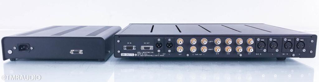 Krell KBL Stereo Line Preamplifier; EC w/ Factory Box