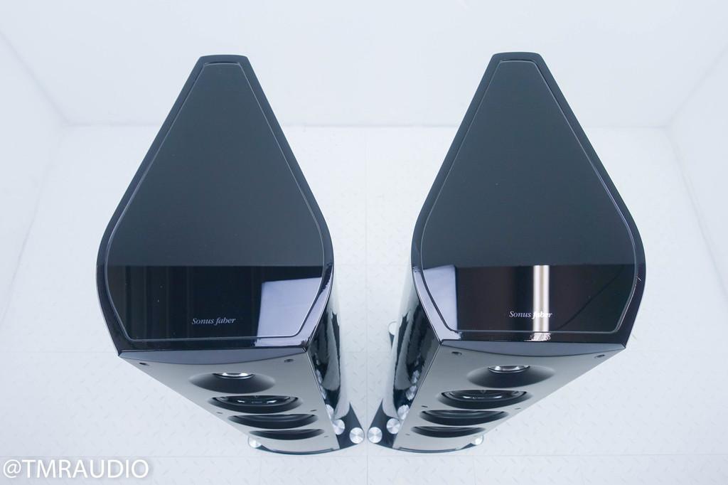 Sonus Faber Venere 3.0 Floorstanding Speakers; Black