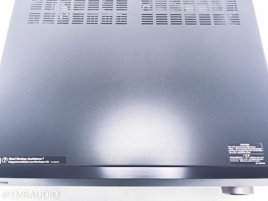 Integra DTC-9.8 7.1 Channel Home Theater Processor; Preamplifier; AS-IS (No Output)
