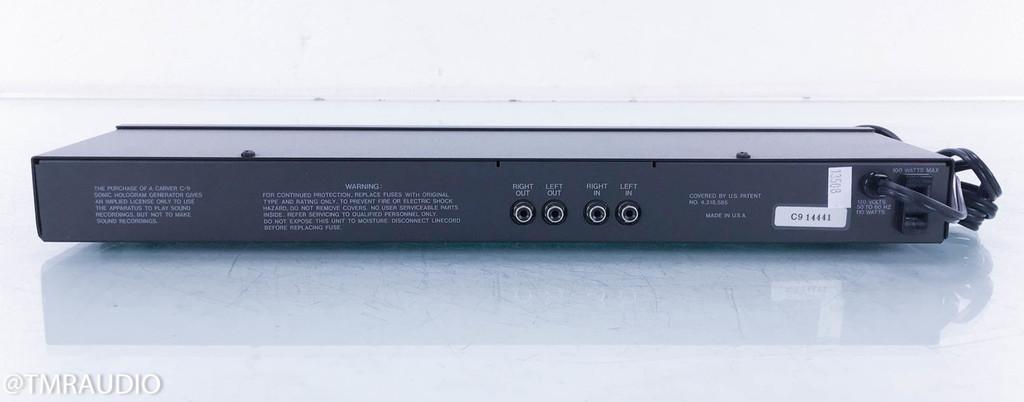 Carver C-9 Vintage Sonic Hologram Generator