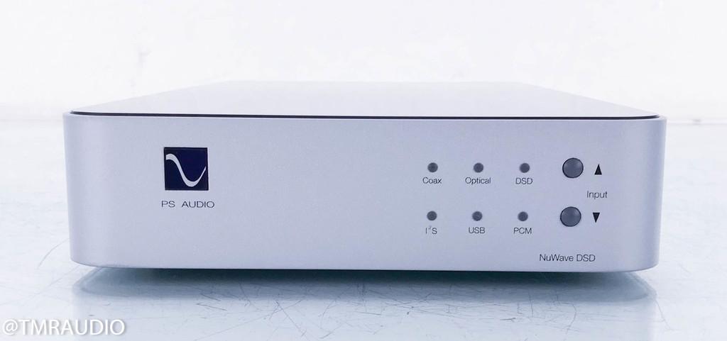 PS Audio NuWave DSD DAC; D/A Converter