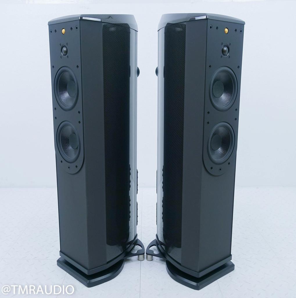 Wilson Benesch A.C.T. C60 Limited Edition Floorstanding Speakers; Black Pair