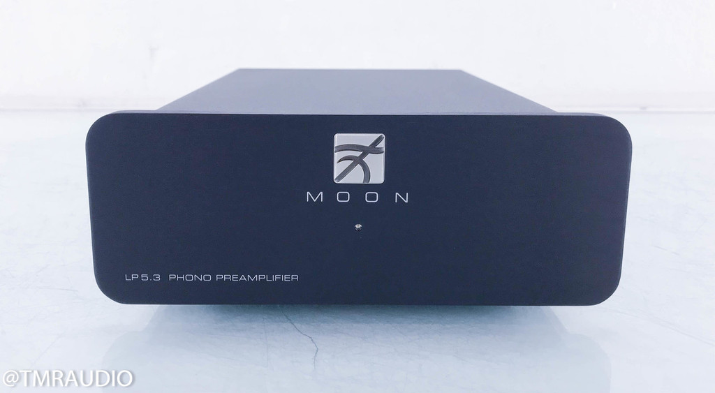 Simaudio Moon LP 5.3 MM / MC Phono Preamplifier; LP5.3
