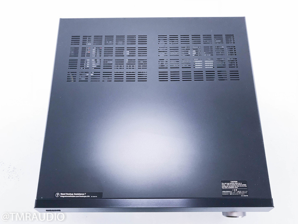 Integra DHC-9.9 7.1-Channel Home Theater Processor; Preamplifier; DHC9.9