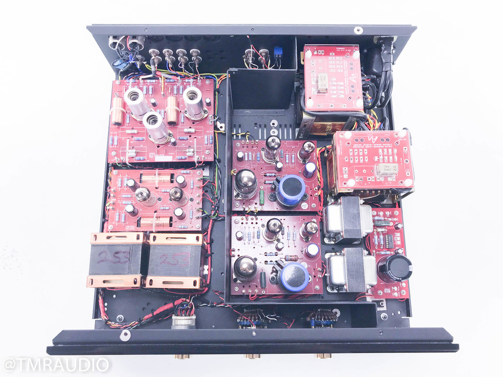 Audio Note M3 Stereo Tube Preamplifier; MM Phono