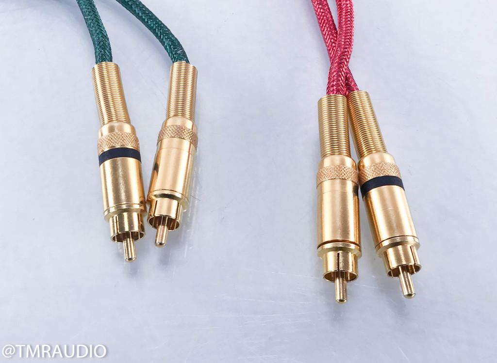 Audio Tekne ARC-500 RCA Cables; 1m Pair Interconnects