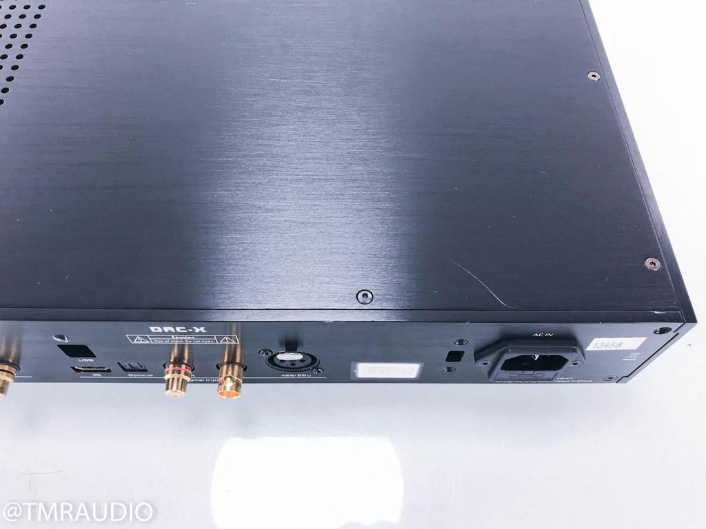 Gustard DAC-X20 DAC; D/A Converter; EVS Modified; No USB
