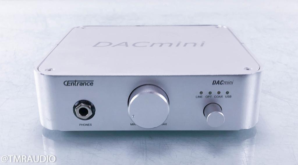 Centrance DACmini CX DAC; D/A Converter