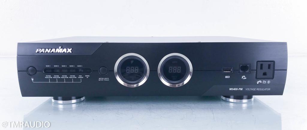 Panamax M5400-PM Power Conditioner w/ Voltage Regulator
