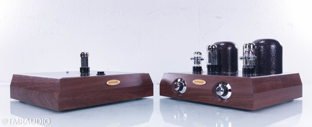 Supratek Chardonnay Stereo Tube Preamplifier
