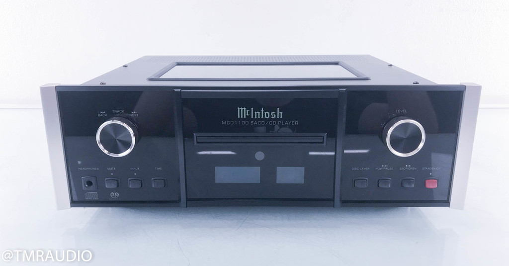 McIntosh MCD1100 SACD / CD Player; MCD-1100
