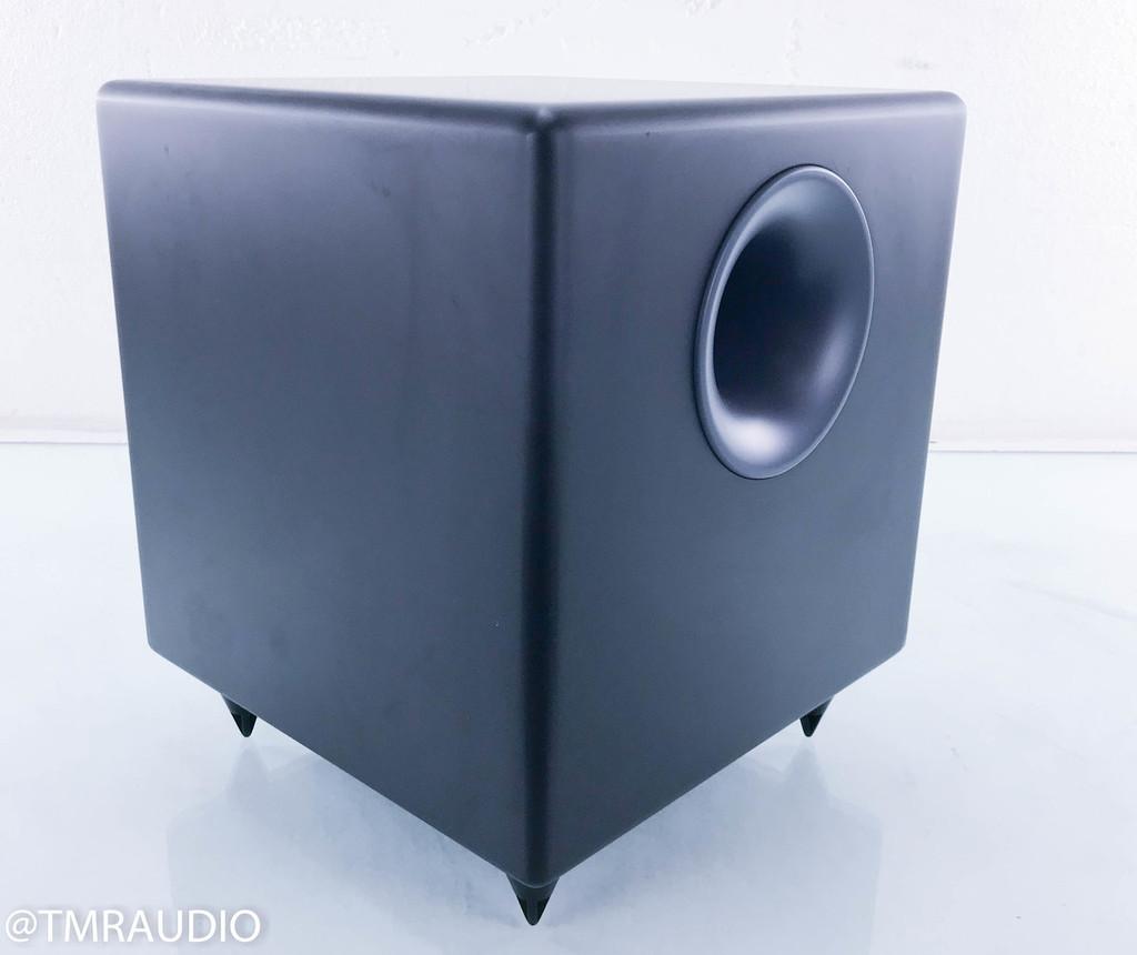 "Audioengine S8 8"" Powered Subwoofer; Satin Black; S-8"
