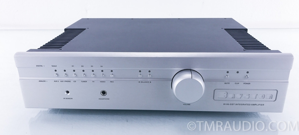 Bryston B100-SST Stereo Integrated Amplifier (Under warranty until 2033)