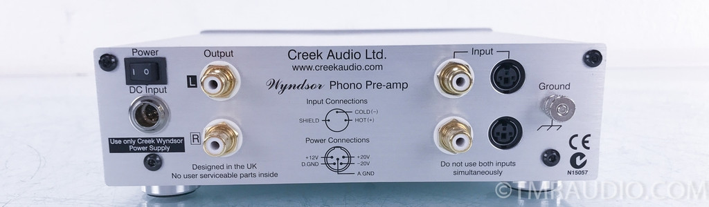 Creek Audio Wyndsor Phono Preamplifier (new / open box)