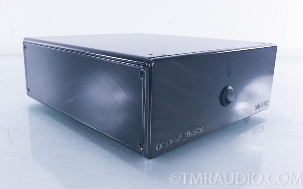 Emerald Physics 100.2SE Stereo / Mono Power Amplifier
