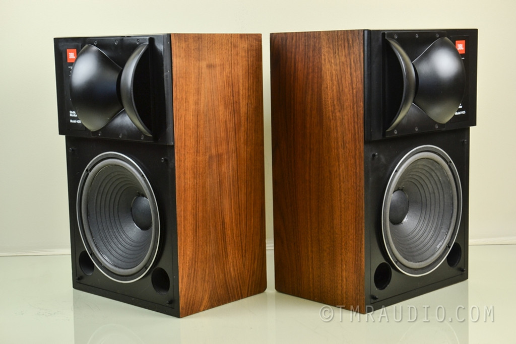 JBL Model 4425 Studio Monitors / Vintage Speakers; Just ... Jbl Portable Speakers Light Up