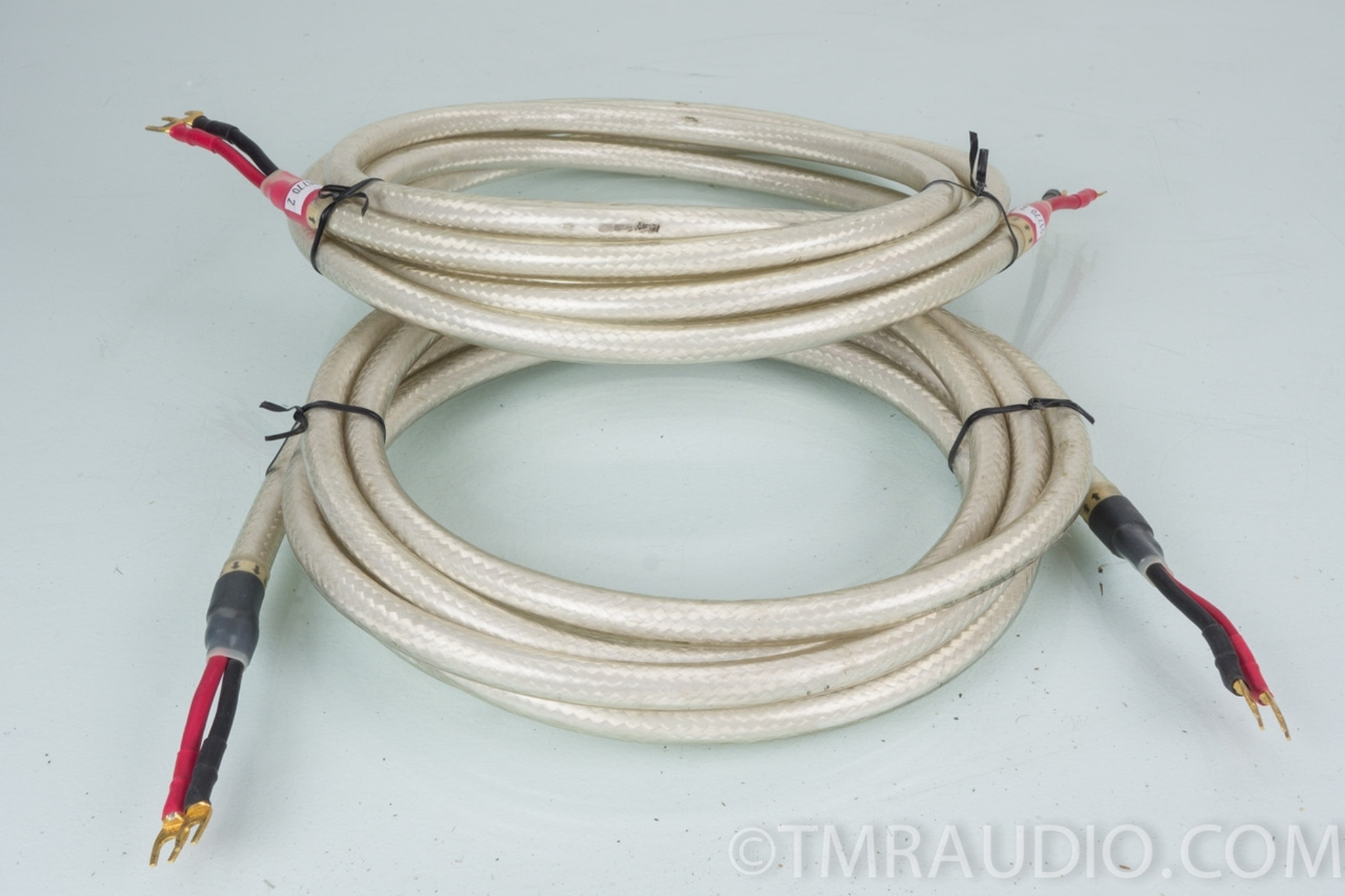 Straight Wire Maestro Speaker Cables; 15 ft. Pair; Straightwire ...