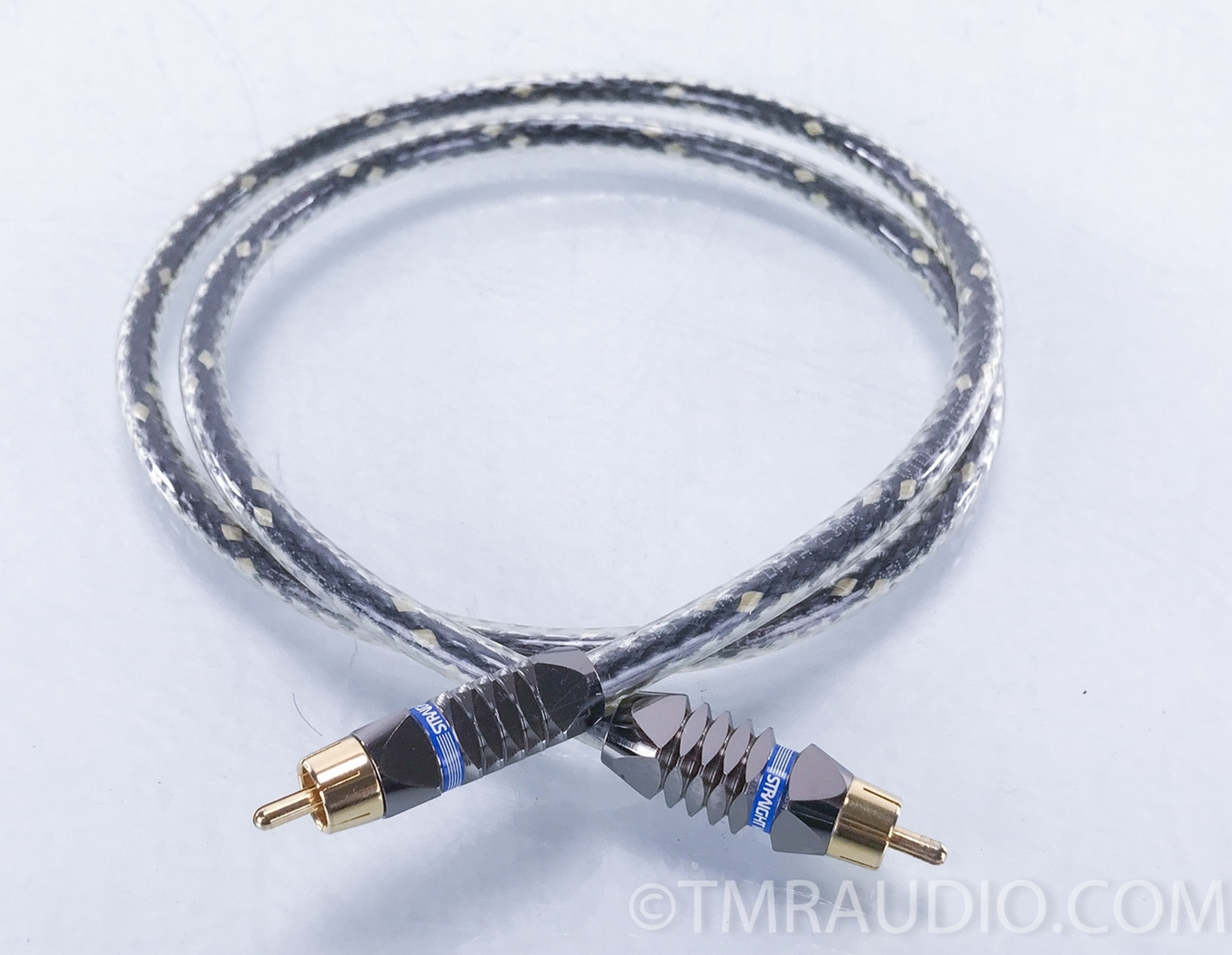 Straight Wire Data-Link II Digital Coax Interconnect; 1m RCA Cable ...