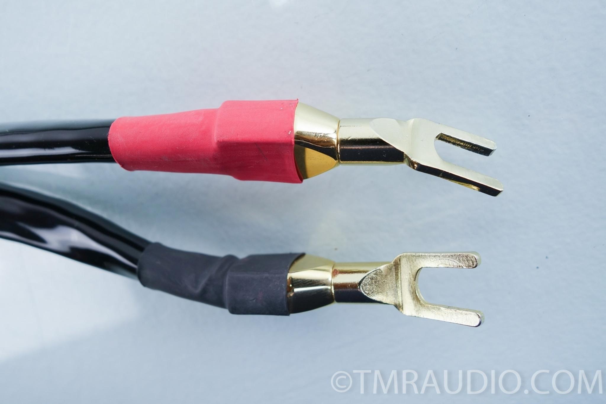 Tara Labs RSC Prime M2 Bi-wire Speaker Cable; 8\' Pair - The Music Room