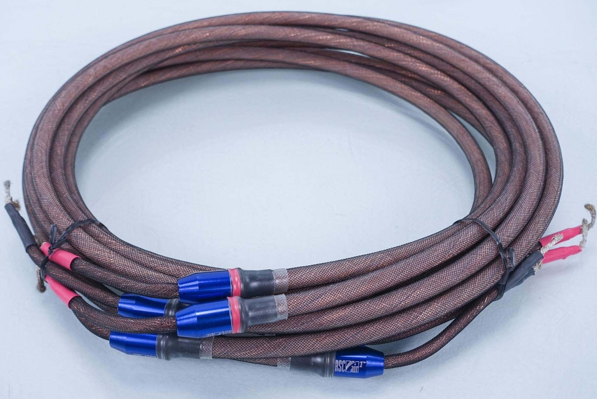 Tara Labs RSC Air 1; 8ft Pair Speaker Cables w/ Soft Pins - The ...