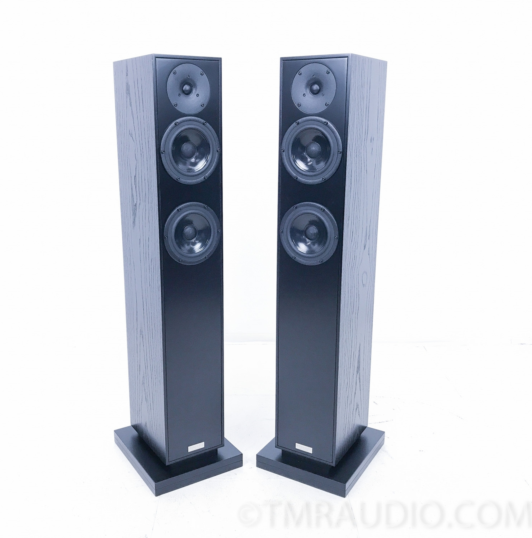 mission stock blk floorstanding floor front mx speakers showroom standing