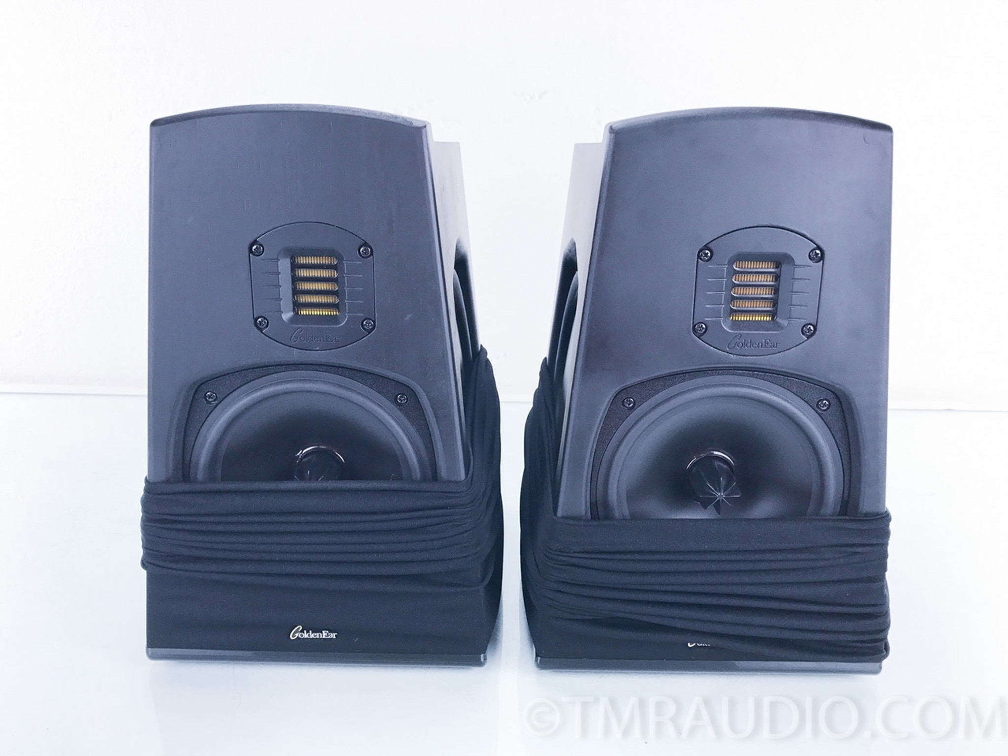 GoldenEar Aon 3 Bookshelf Speakers Black Pair