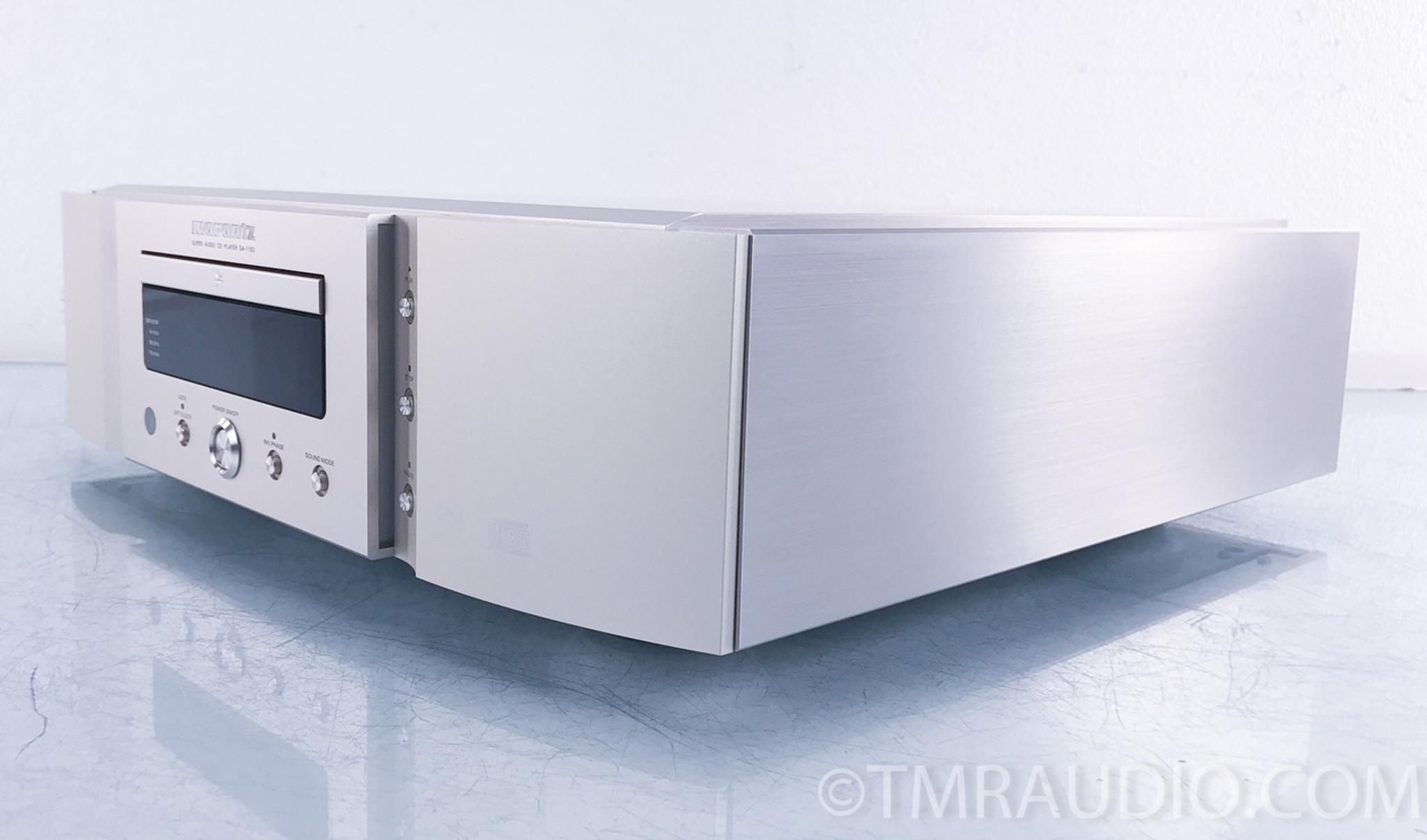 Marantz SA-11S2 SACD / CD Player 1 - The Music Room
