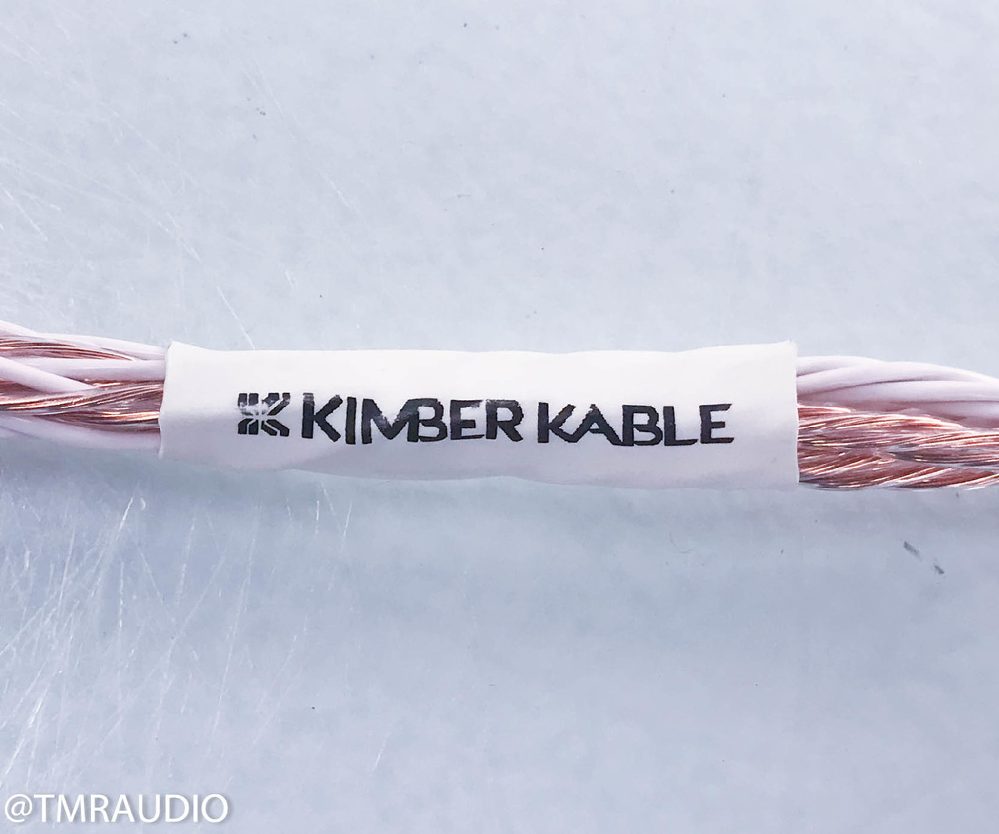 Kimber Kable Ascent 8TC Bi-Wire Speaker Cable; 4 ft Pair - The Music ...