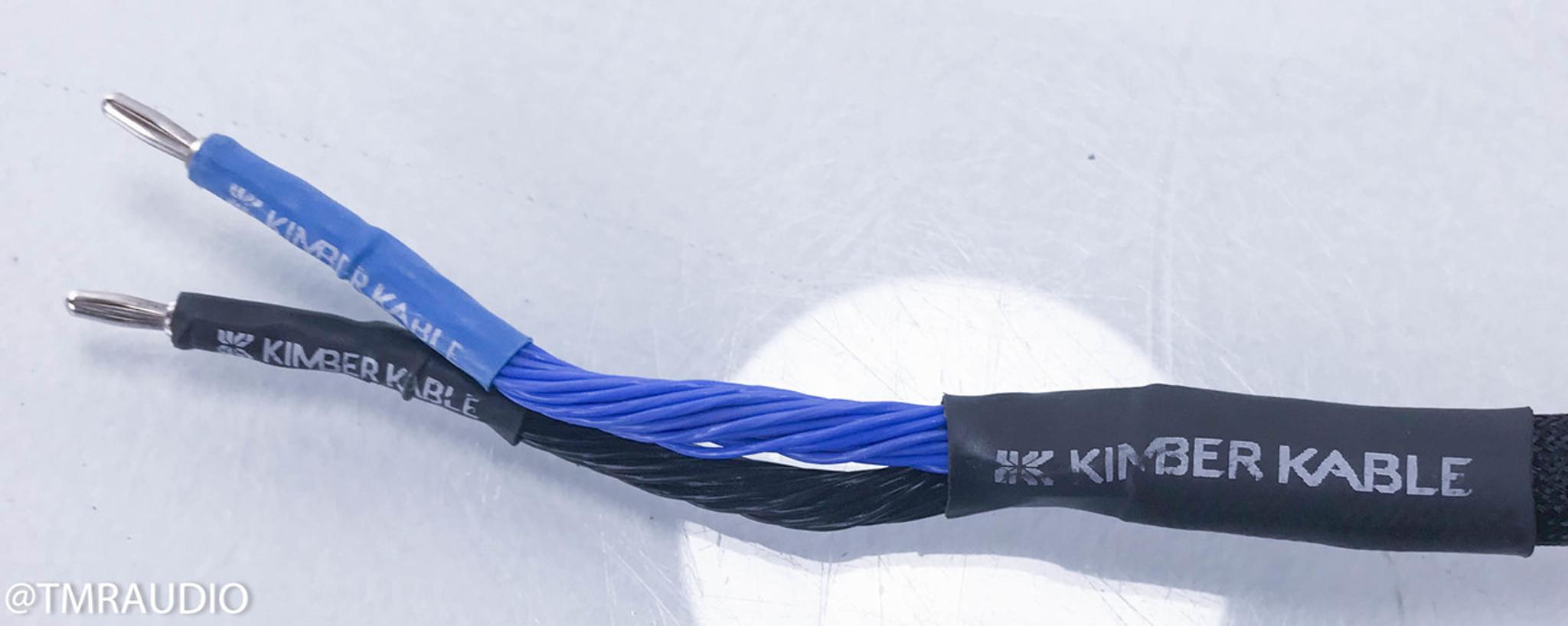 Kimber Kable 16TC/8TC Bi-Wire Speaker Cable; 25 ft Single - The ...