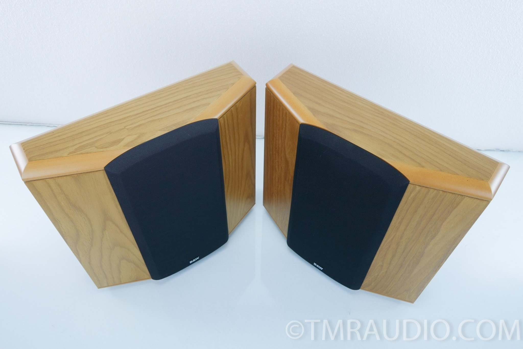B&W CDM SNT On Wall Surround Speakers; Pair - The Music Room