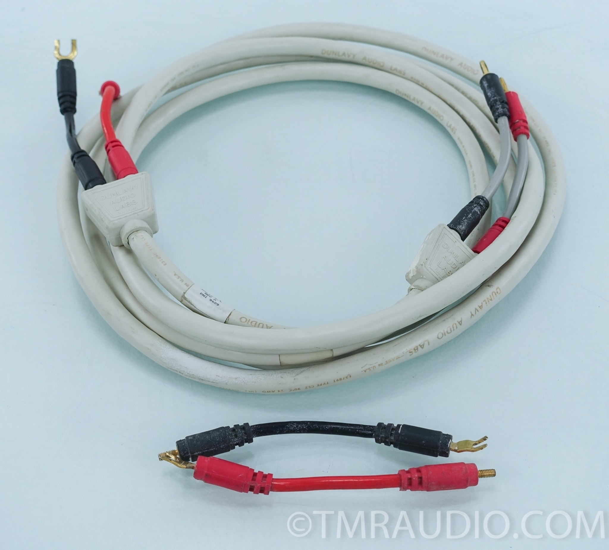 Dunlavy Speaker Cable; 4m Single Cable - The Music Room