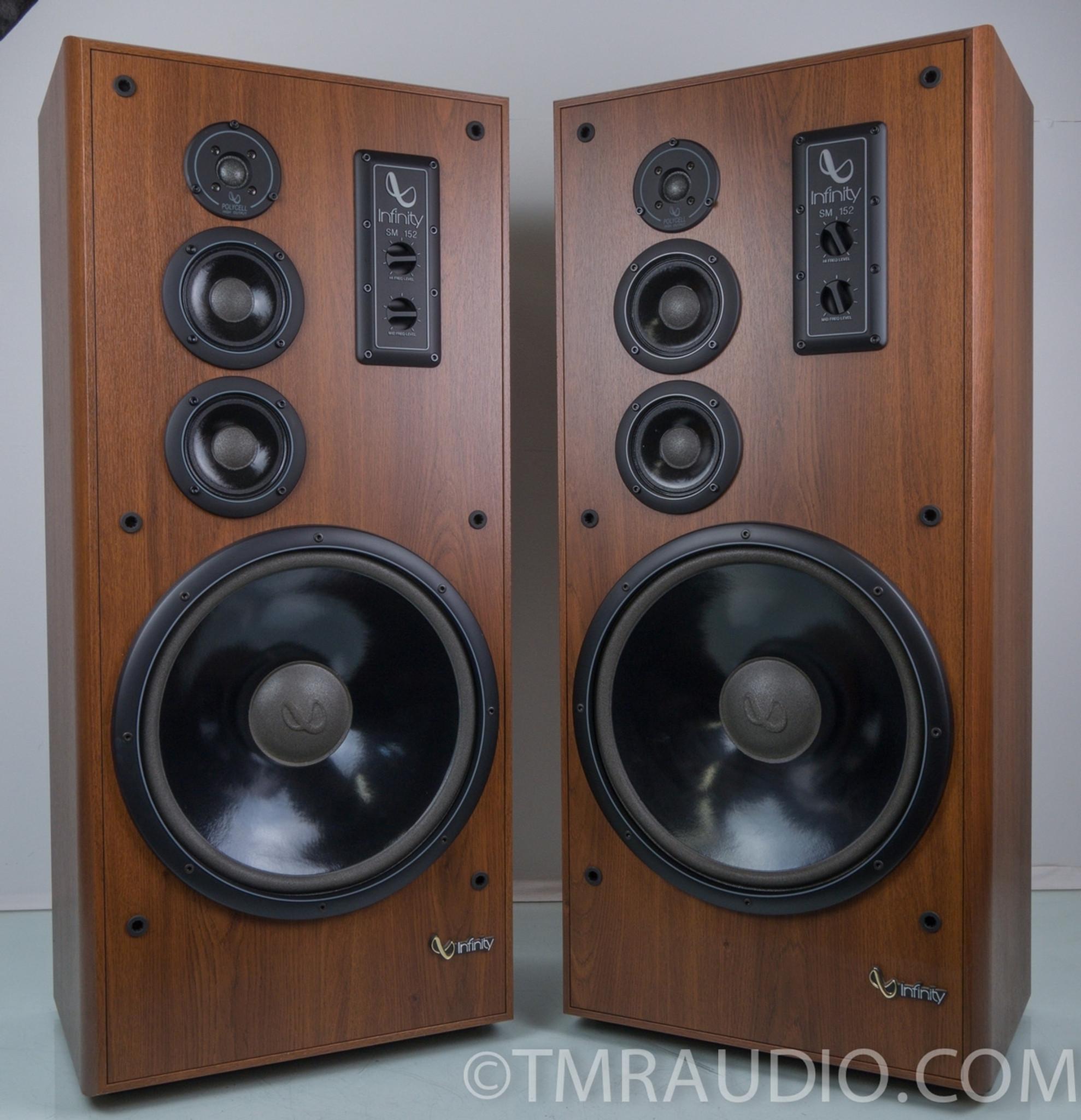 Infinity SM152 Floorstanding Speakers