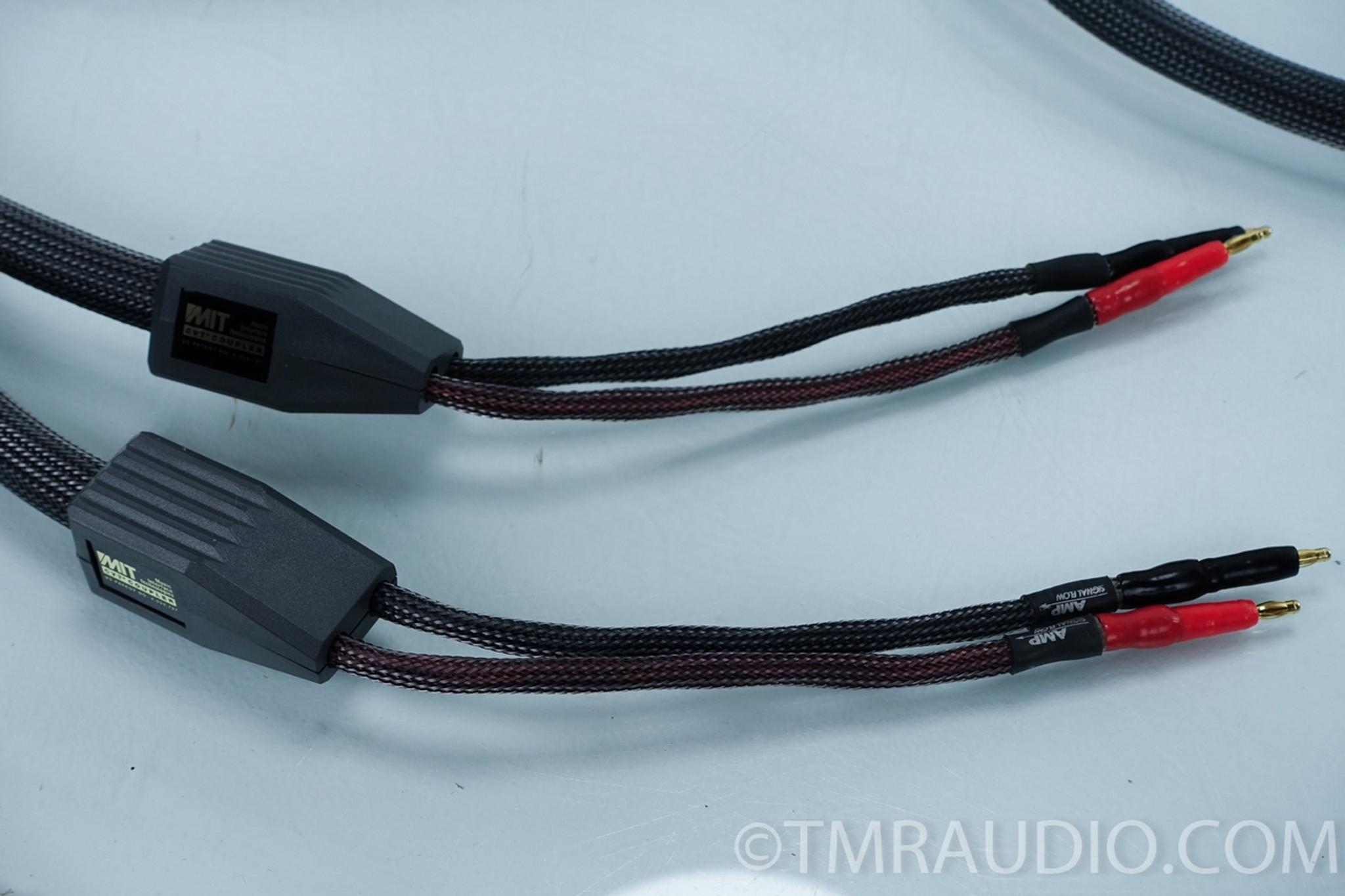 MIT Magnum MA Bi-wire Speaker Cables; 3m Pair; Unused - The Music Room