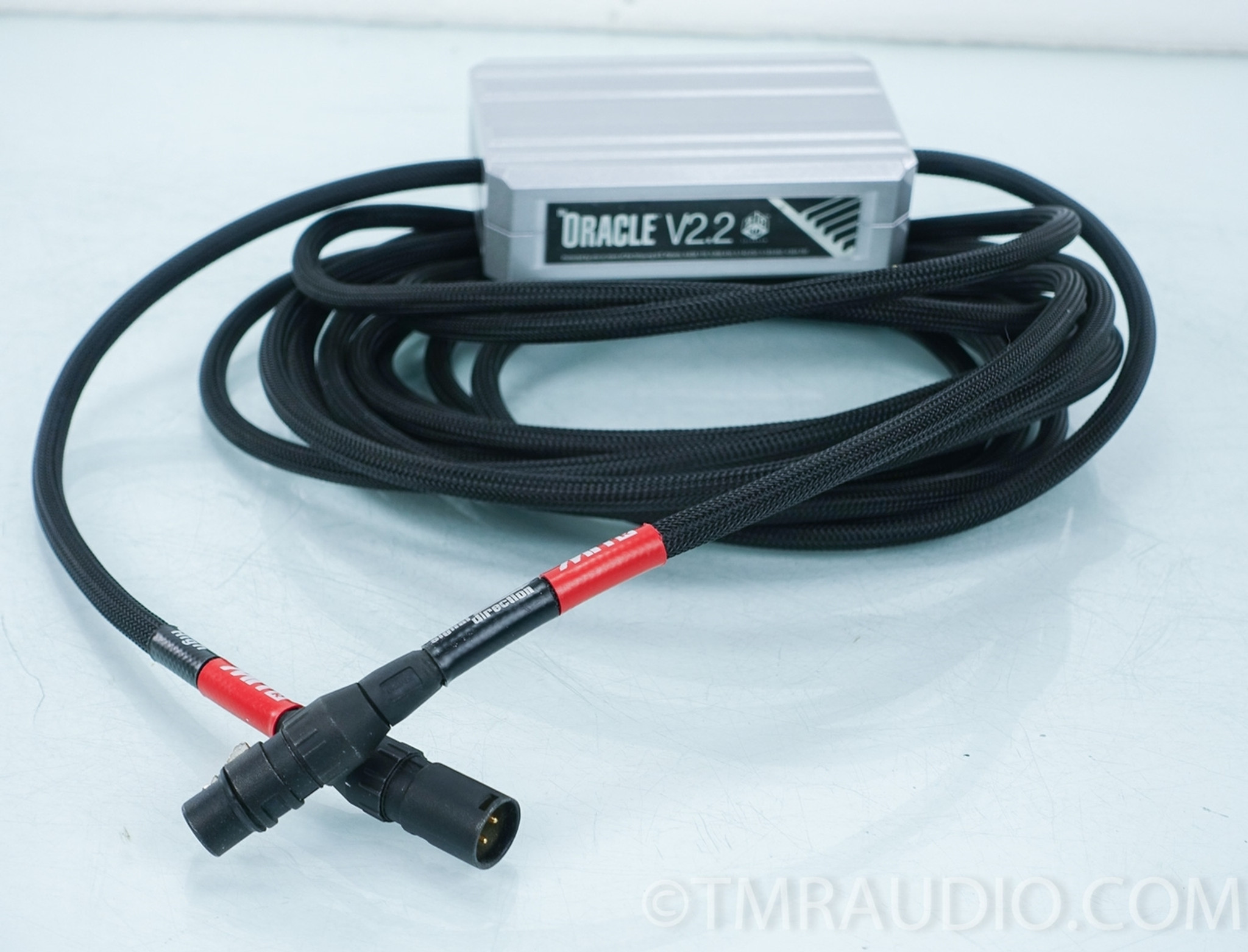 MIT Oracle V2.2 Proline Balanced Cables; 9m Pair XLR Interconnects ...